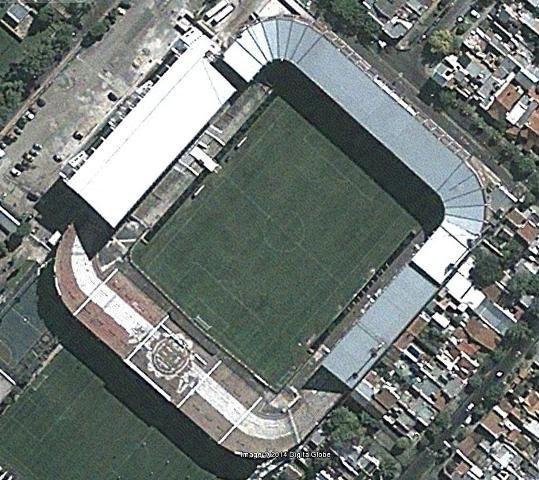 cancha de Lanús google map