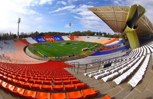 Estadio Mundialista de Mendoza rugby
