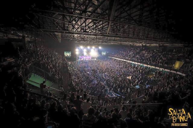 Microestadio Malvinas Argentinas recitales