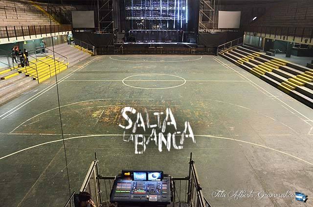 Estadio Malvinas Argentinas caba
