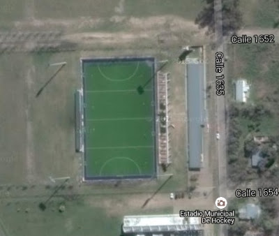 Estadio Hockey Rosario google map
