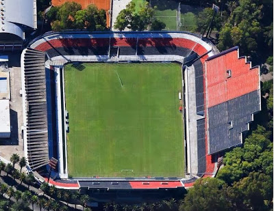 cancha Newell's google map