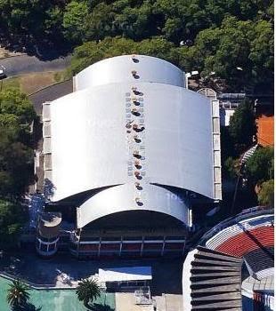 Estadio Cubierto de Newell's Old Boys google map