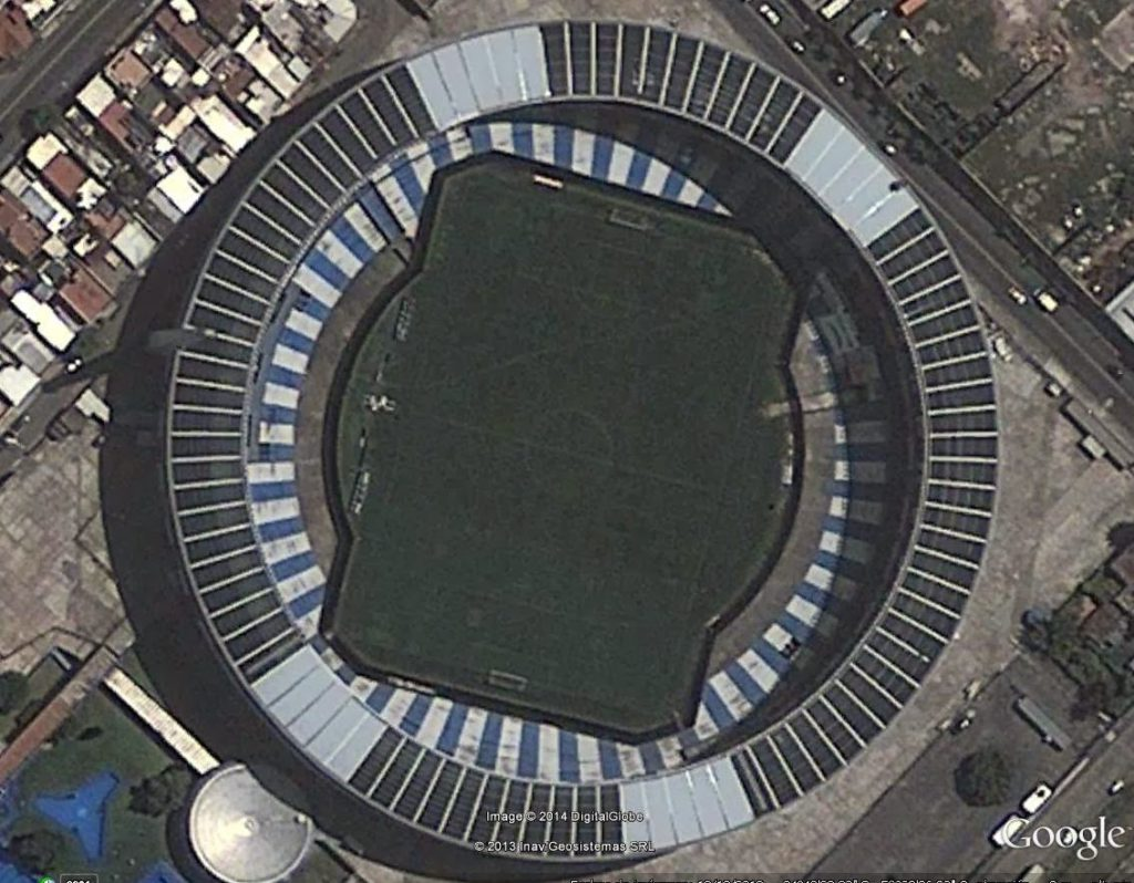 Racing Club google map
