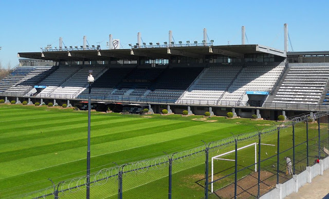 Estadio Quilmes platea