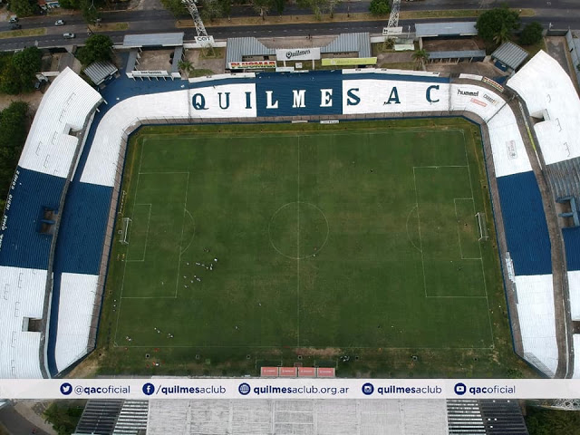cancha Quilmes AC