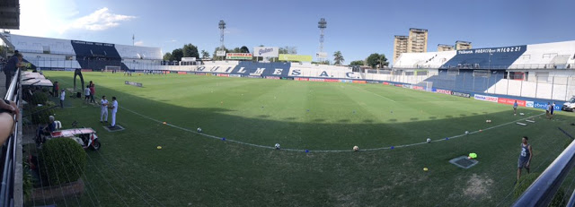 Estadio Quilmes panoramica