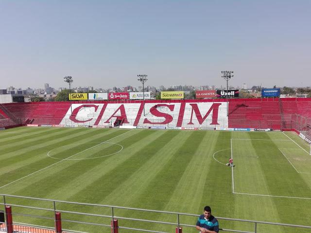 Estadio San Martín Tucumán tribuna