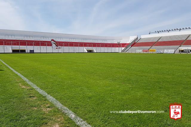 cancha Deportivo Morón popular