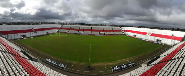 estadio Morón panoramica