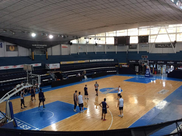 Estadio Estudiantes Bahia Blanca