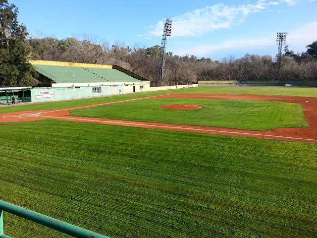 Estadio Nacional Beisbol Ezeiza