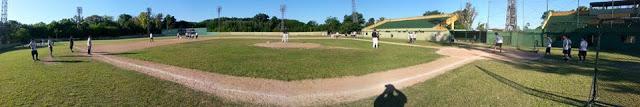 Estadio Nacional de Beisbol de Ezeiza panoramica2