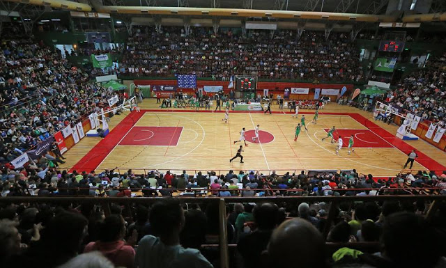 Estadio Ruca Che basquet