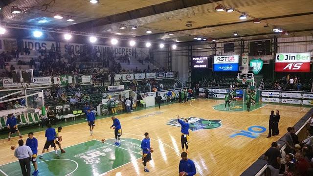 Estadio Gimnasia Comodoro Rivadavia
