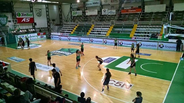 Estadio Gimnasia Comodoro