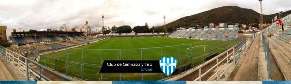 Estadio de Gimnasia y Tiro de Salta panoramica