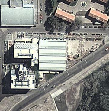 Gimnasia Comodoro google map