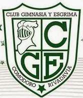 escudo Gimnasia de Comodoro Rivadavia