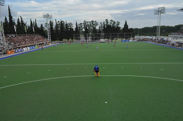 Estadio Hockey Natación y Gimnasia