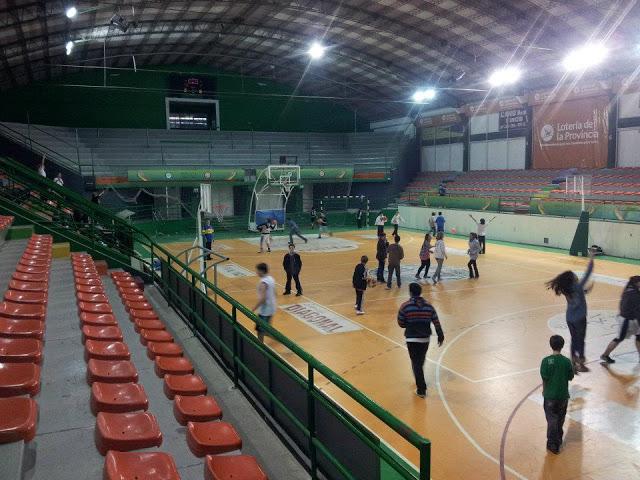 Estadio Once Unidos