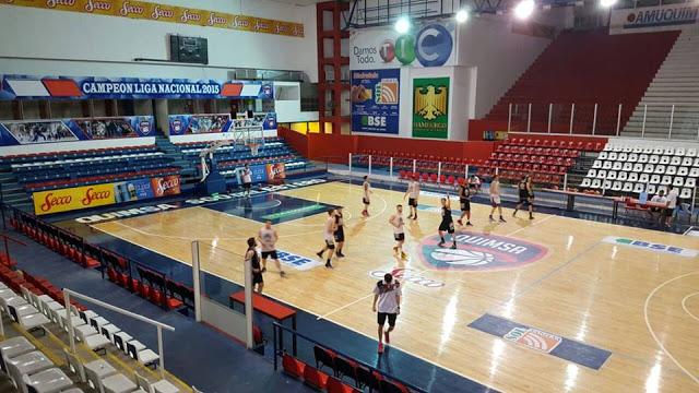 Estadio Quimsa Santiago