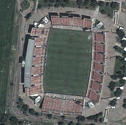 Estadio Martearena google map