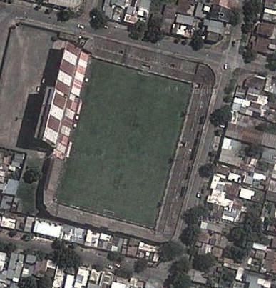 cancha San Martín google map