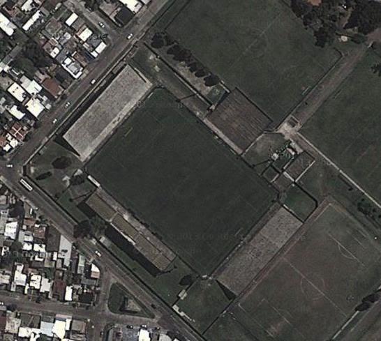 Almirante Brown google map
