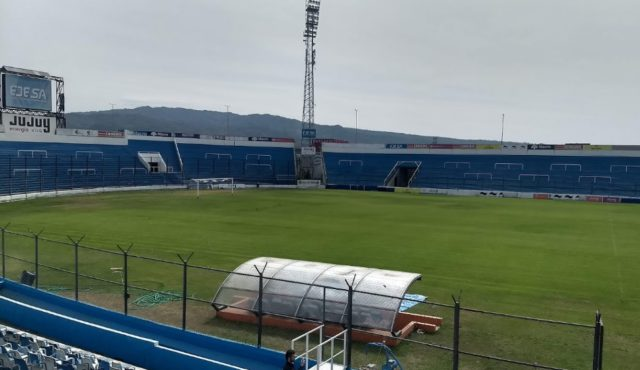 estadio Gimnasia y Esgrima Jujuy