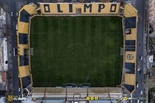 estadio Olimpo