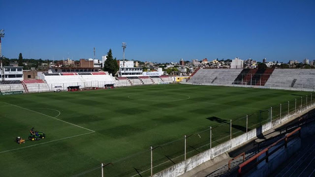 estadio Presbistero Bartolomé Grella
