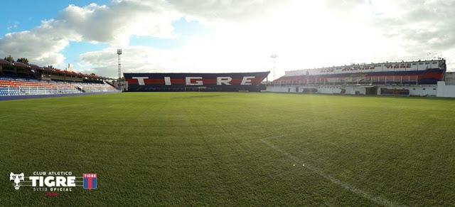 estadio Tigre victoria