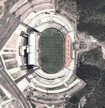 Estadio Ciudad Catamarca map