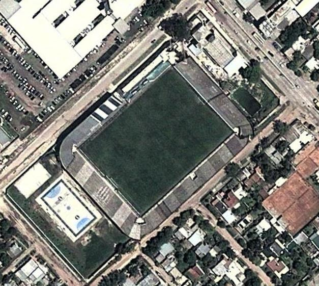 cancha de Chaco For Ever google map