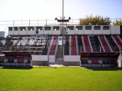 El viejo estadio de Chacarita Juniors 5