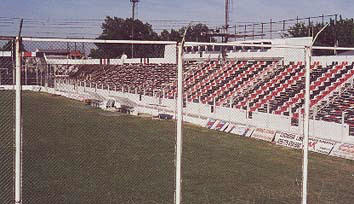 El viejo estadio de Chacarita Juniors