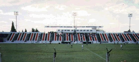 El viejo estadio de Chacarita Juniors 3