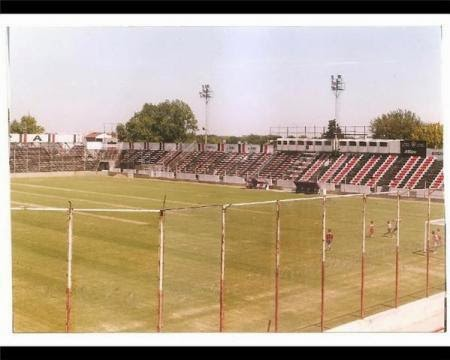 El viejo estadio de Chacarita Juniors 7