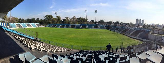 estadio Tres de Febrero Almagro