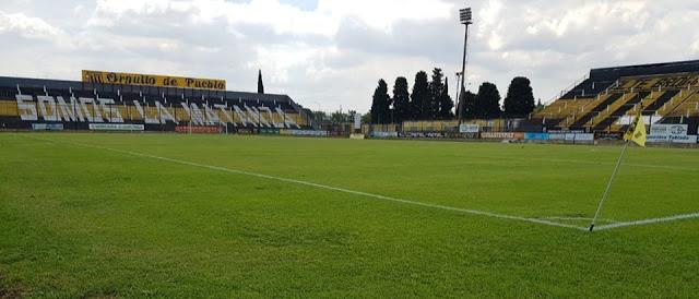 Estadio Almirante Brown tribunas