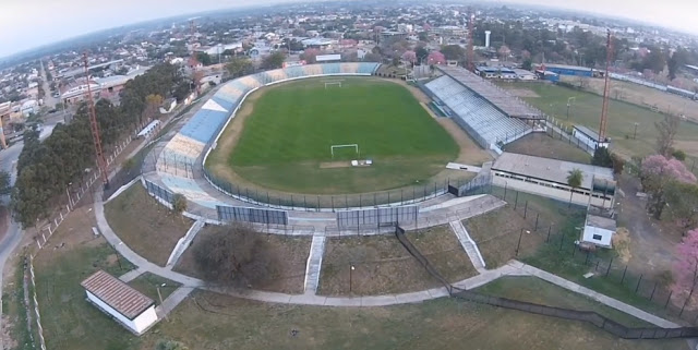 Estadio Romero formosa