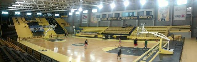Estadio cubierto de Deportivo Madryn5