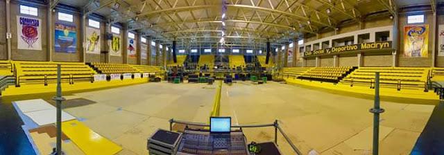 Estadio Lujan Barrientos Madryn