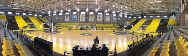 Estadio cubierto Madryn