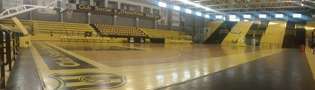Estadio cubierto de Deportivo Madryn2