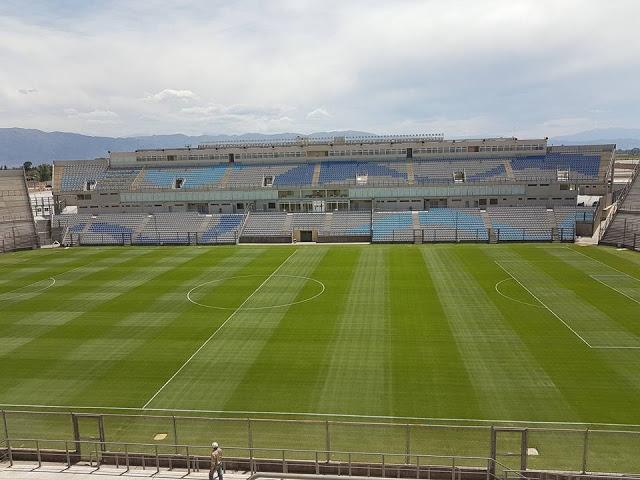 Estadio San Juan Bicentenario platea