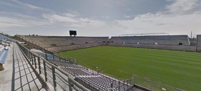 Estadio Bicentenario San Juan futbol