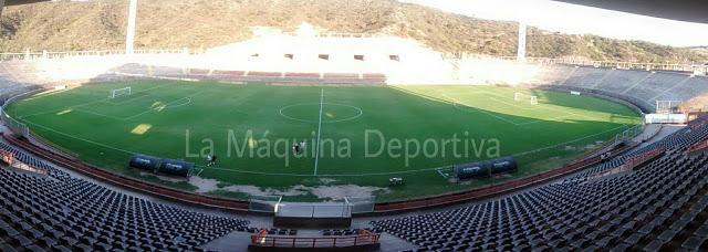 Estadio Catamarca panoramica