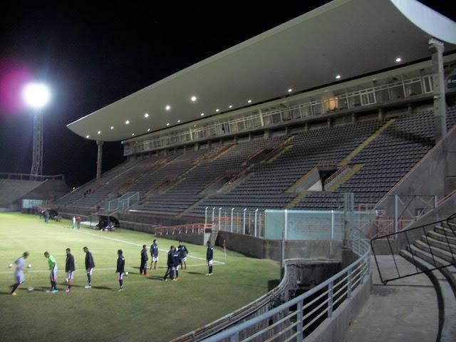Estadio Catamarca platea